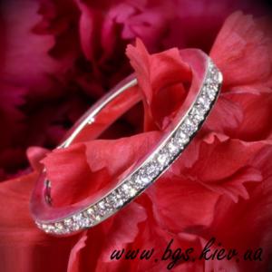 обручальные кольца тиффани на заказ