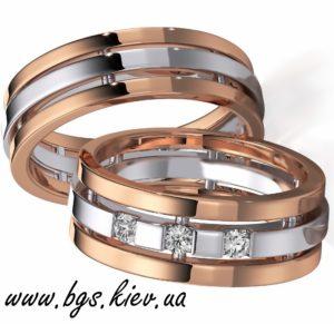 Обручальные кольца заказать в Киеве