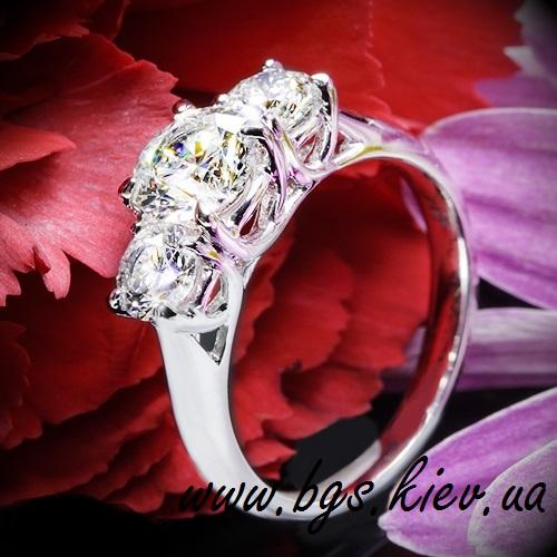Золотое кольцо «Женский каприз»