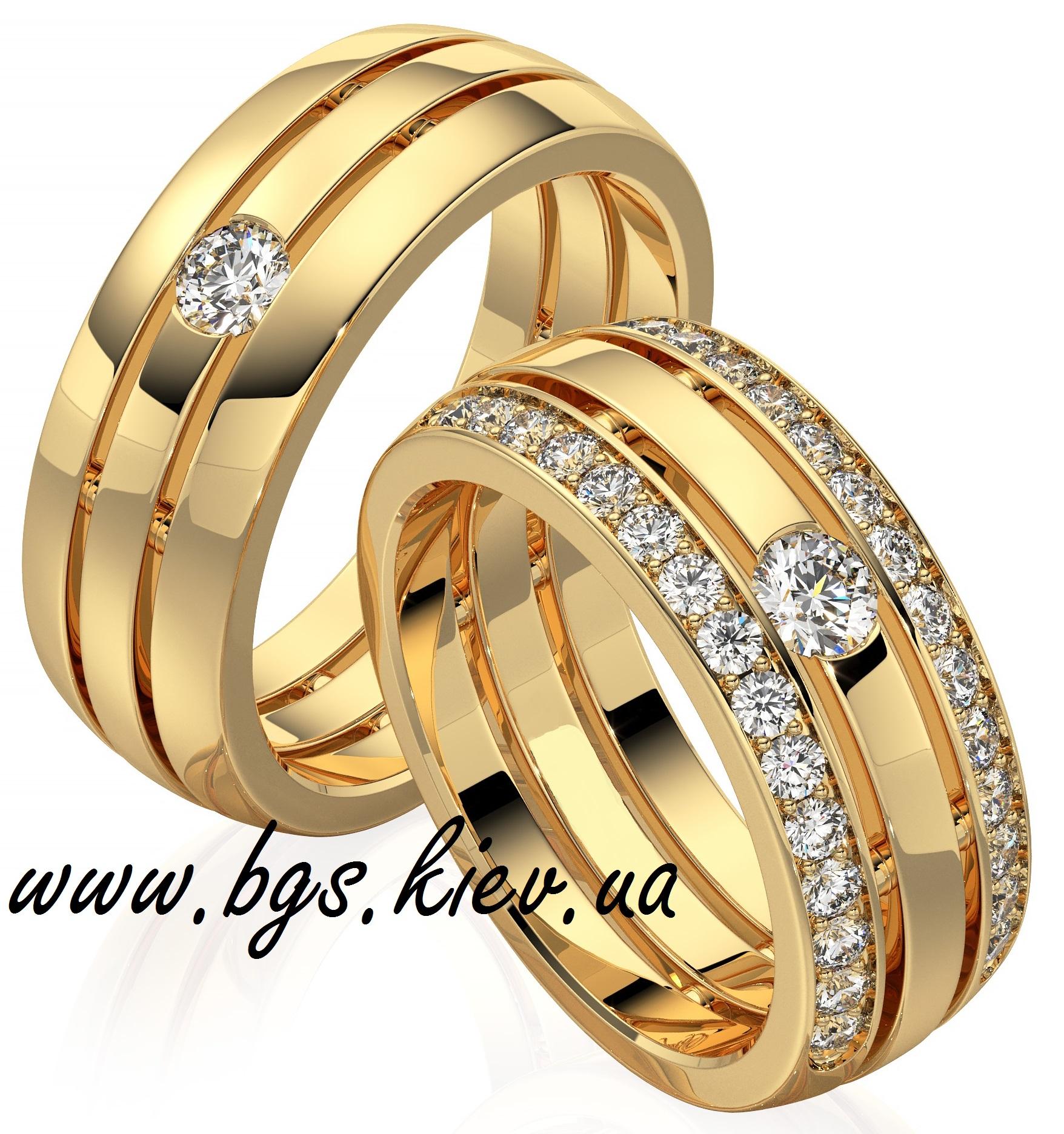 обручальные кольца цена украина