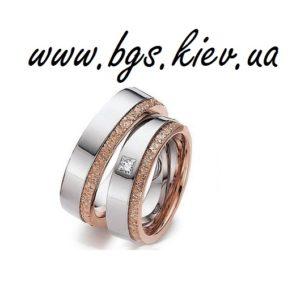 Обручальные кольца Золотой век