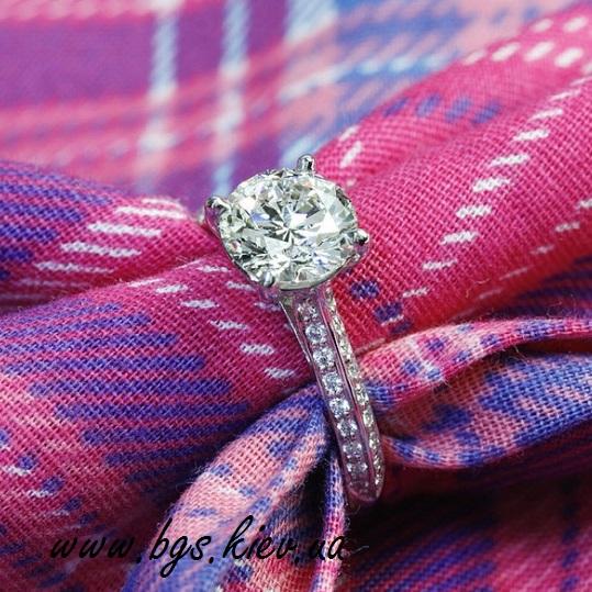 Шикарные помолвочные кольца