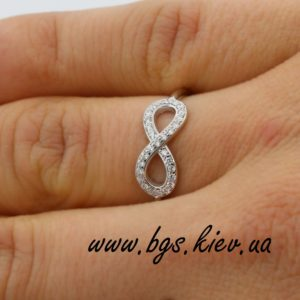Золотое кольцо бесконечность