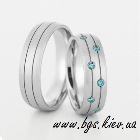Обручальные кольца 585