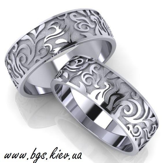 Обручальные кольца «Forest»