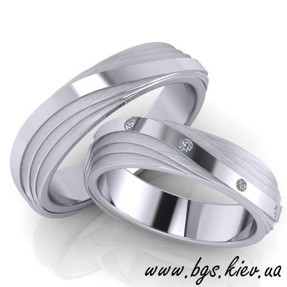 Обручальные кольца «Морской бриз»