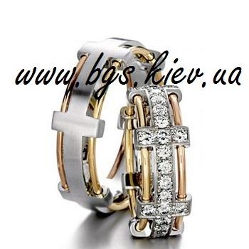 Обручальные кольца «Стиль»