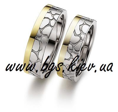 Парные обручальные кольца «Сафари»