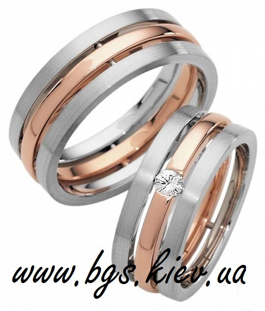 Широкие золотые кольца