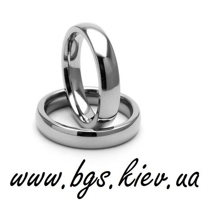 Обручальные кольца «Европейка»