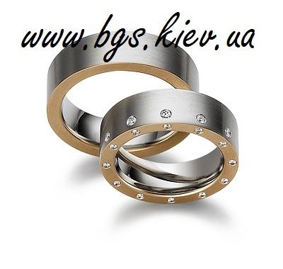 Обручальные кольца «Венеция»