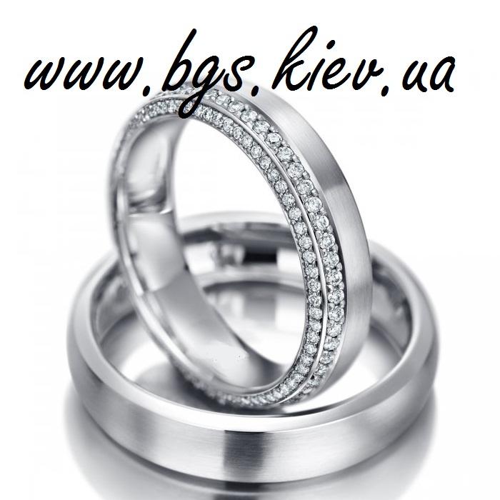 Обручальные кольца со скошенными краями