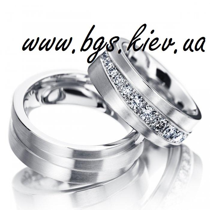Обручальные кольца «Роскошь»