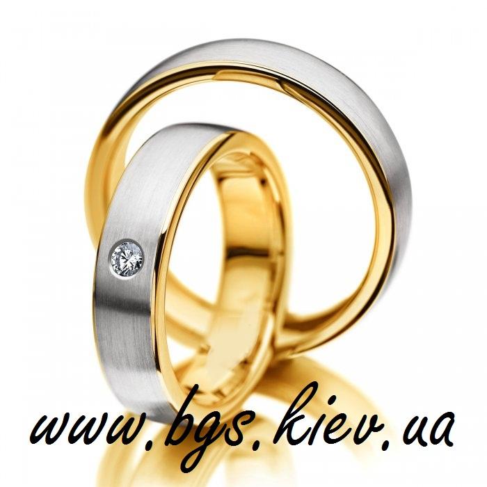 Обручальные кольца «Английская классика»