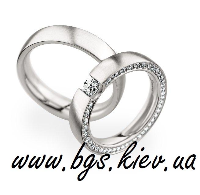 Кольца «Королевская любовь»