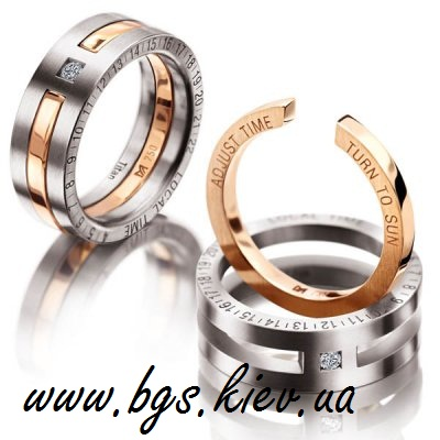 Обручальные кольца «Local»