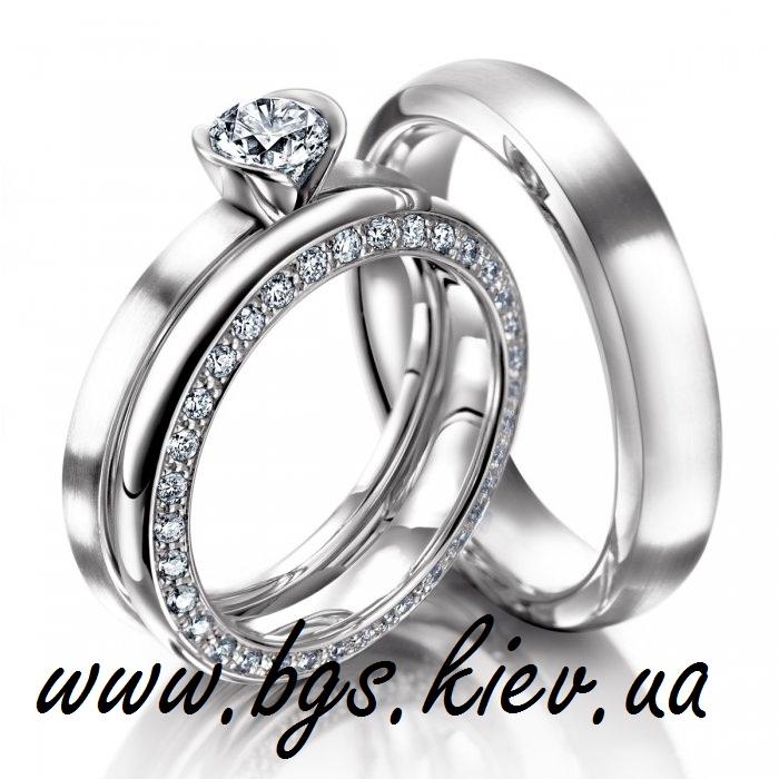 Обручальные кольца «diamond»