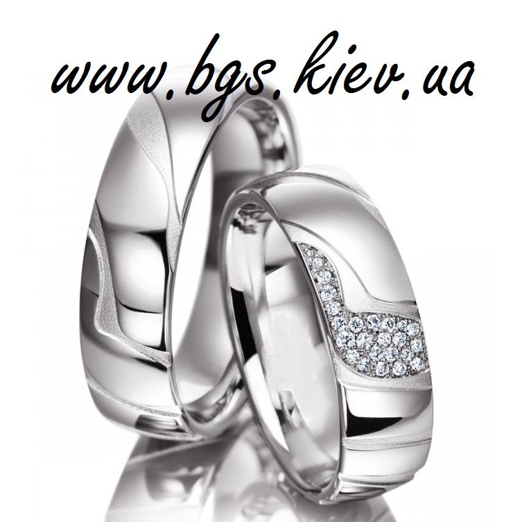 Обручальные кольца «Сияние»