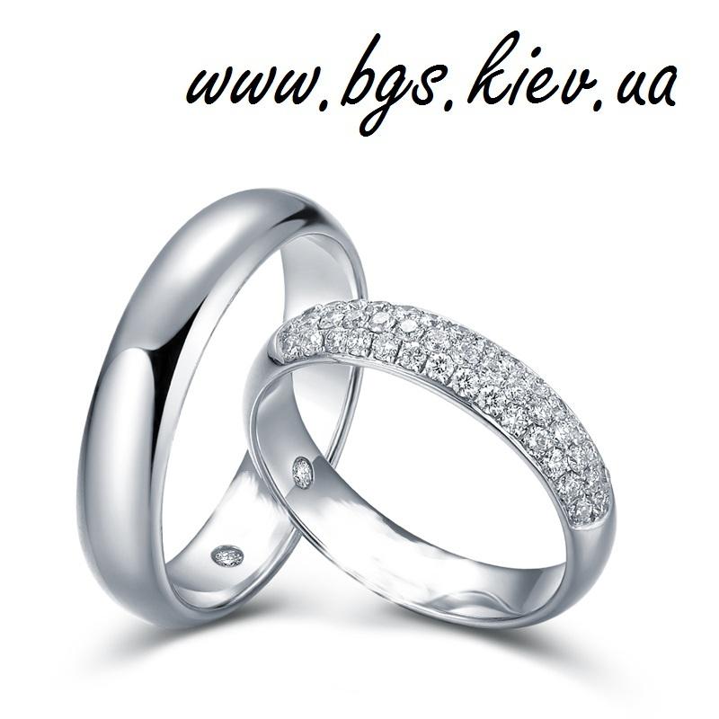 Обручальные кольца «Платина»