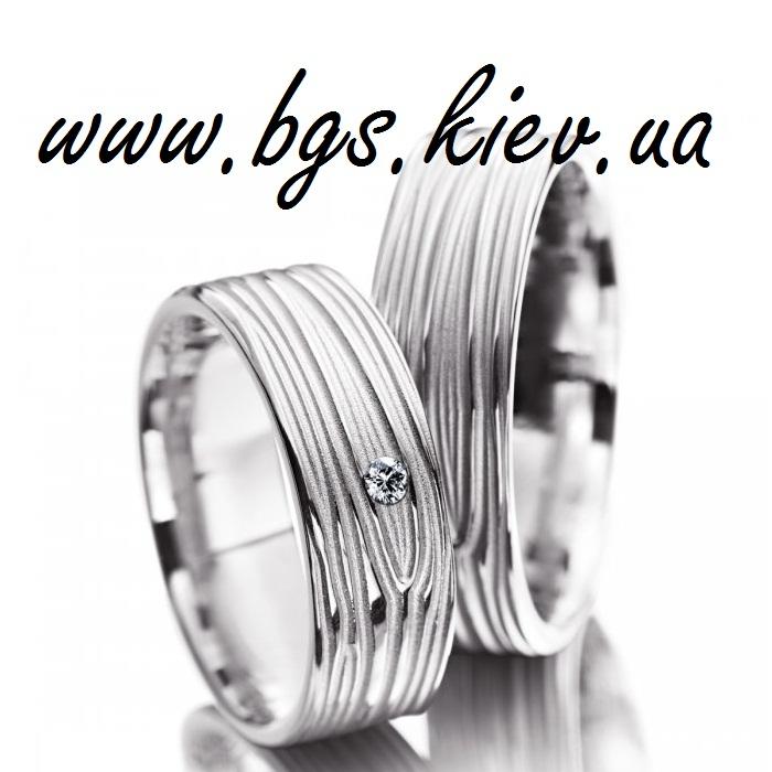 Обручальные кольца «Золотая волна»
