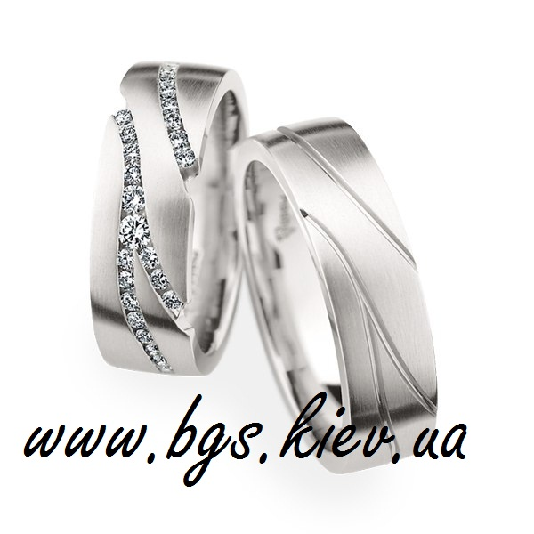 Обручальные кольца «Украина»