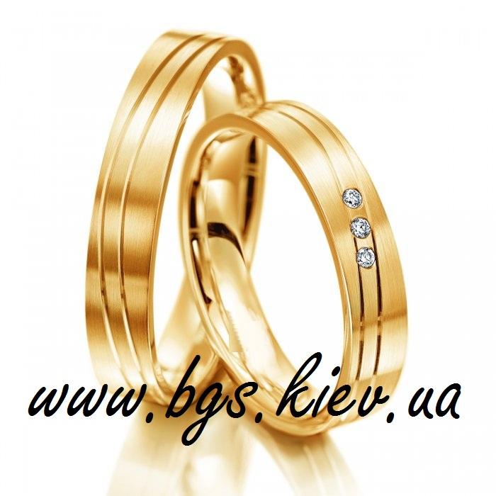 Обручальное кольцо «Золотое солнце»
