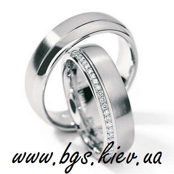 Свадебное кольцо «Бриллиантин»