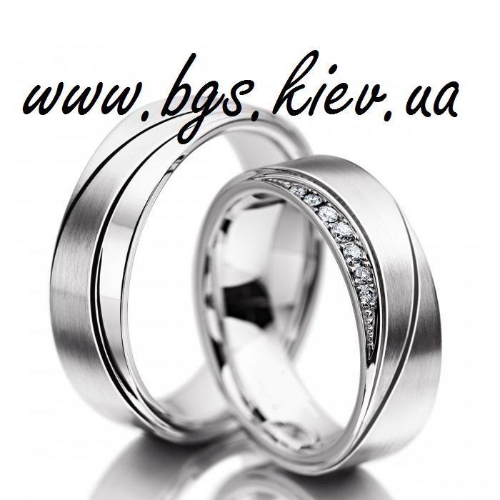 Обручальные кольца «Полумесяц»
