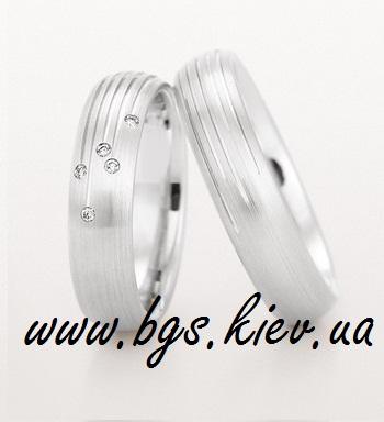 Свадебные кольца «Комета Галлея»
