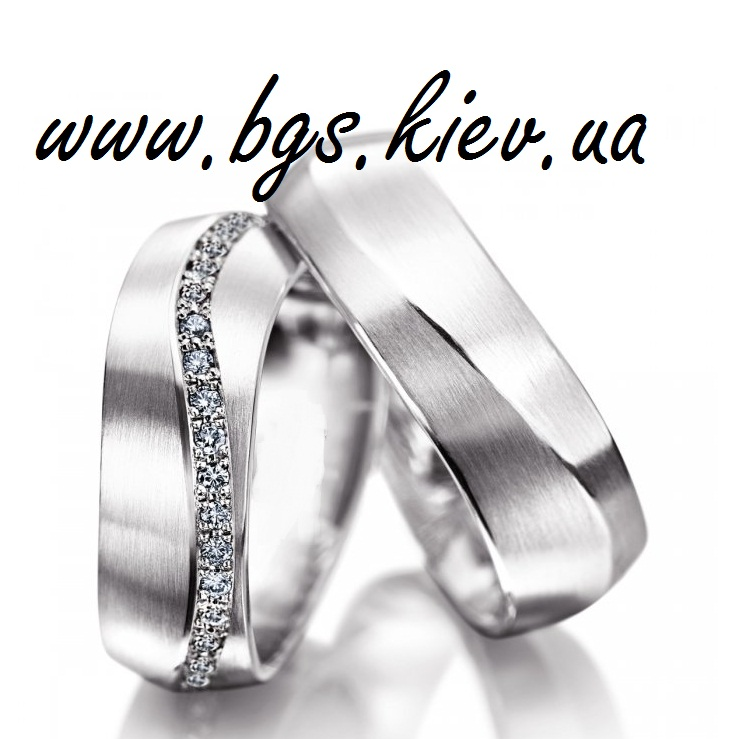 Обручальные кольца «Элементы орбит»