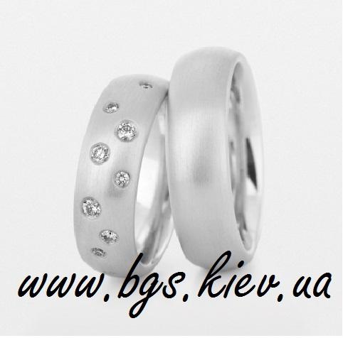 Обручальные кольца «Звездное небо»