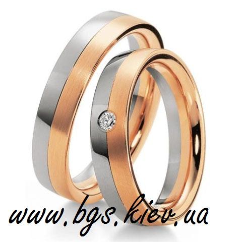 Обручальные кольца «История счастья»