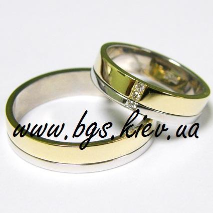 Обручальные кольца «Одесса»