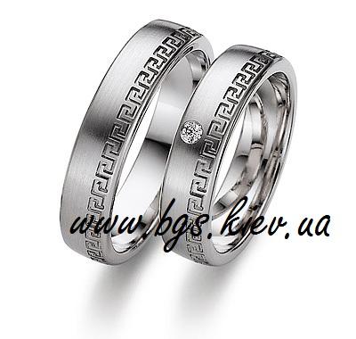 Обручальные кольца «Греция»