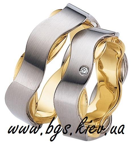 Обручальные кольца «Океан»