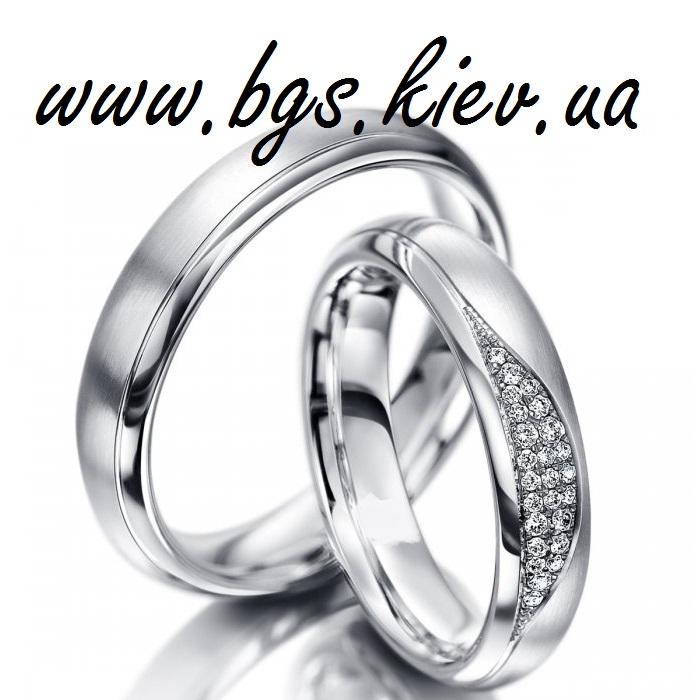 Обручальные кольца «Beроника»