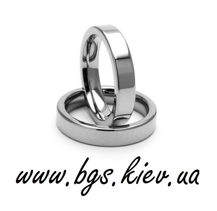 Обручальные кольца «Американка»