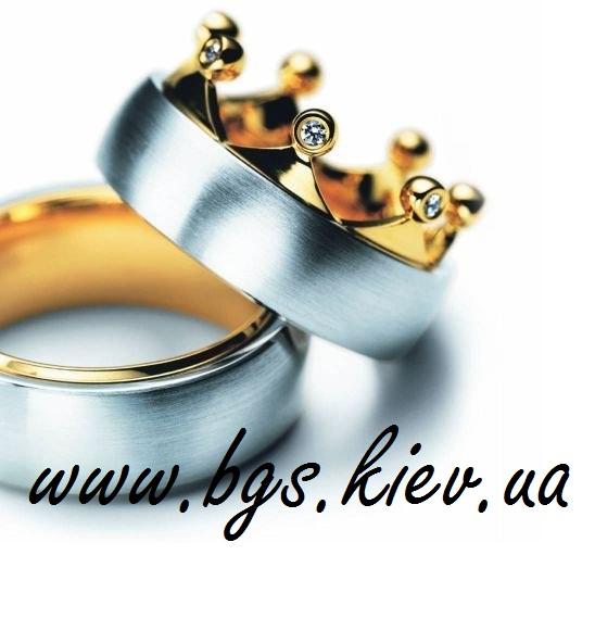 Обручальное кольцо «Королева»