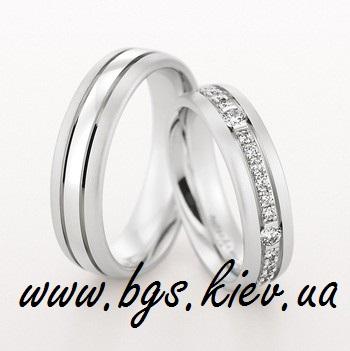 Кольца «Бриллиантовая свадьба»