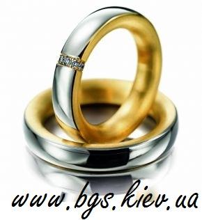 Обручальные кольца удобные «Монако»