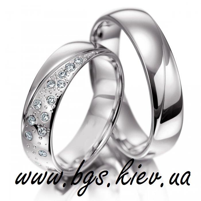 Свадебный кольца «Звездопад»