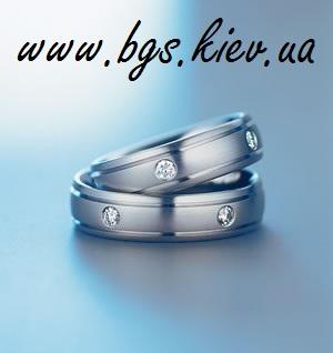 Обручальные кольца «Близнецы»