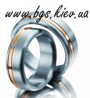 Золотые венчальные кольца «Рандеву»