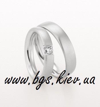 Обручальное кольцо «Волшебные фразы»