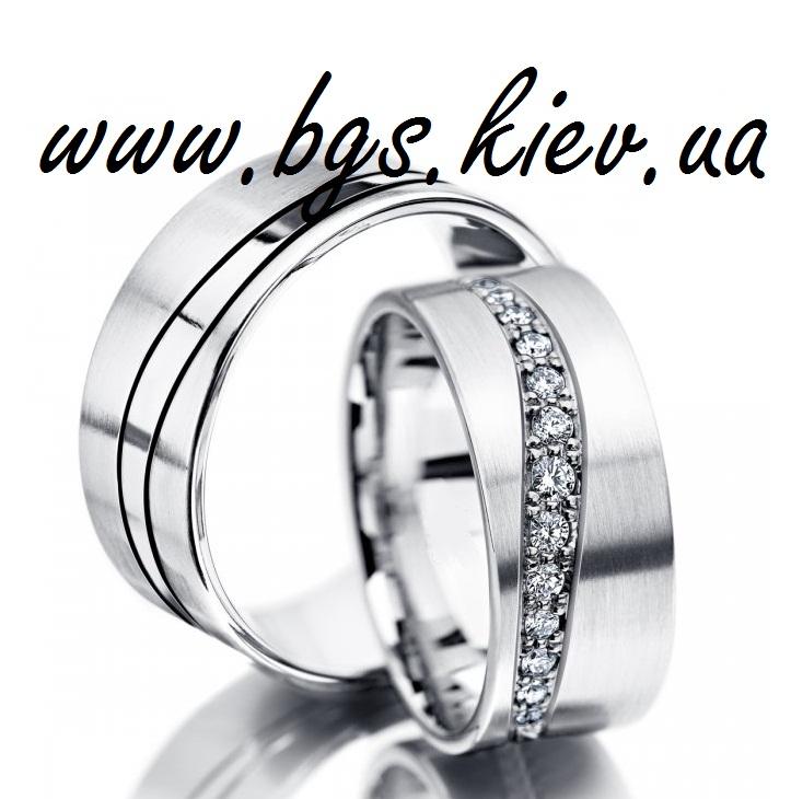 Обручальные кольца Бриллиантовая весна»