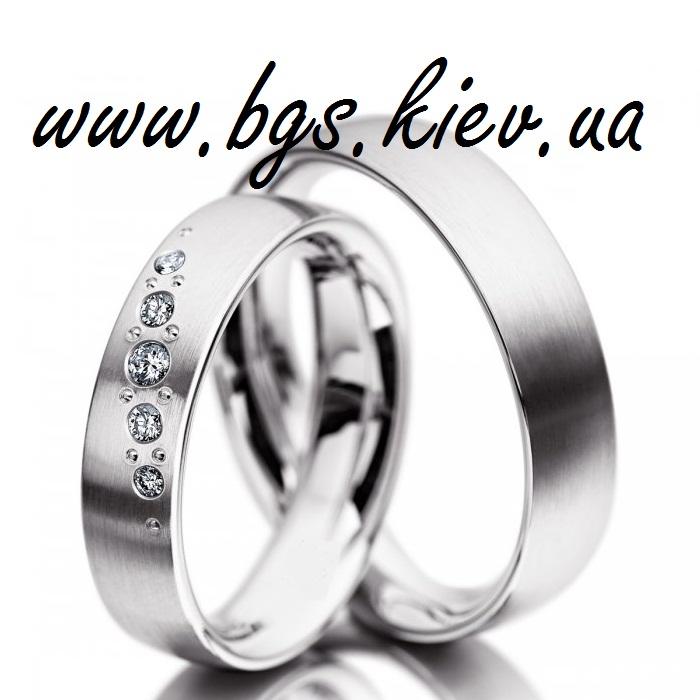 Кольца на свадьбу «Легенды о любви»
