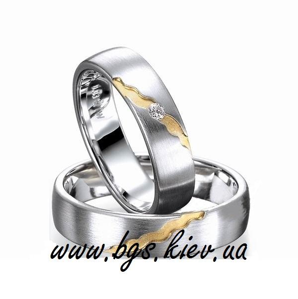 Кольца для пары из серебра