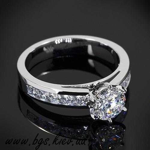 Помолвочное кольцо «Невеста»