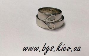обручальные кольца одинаковые