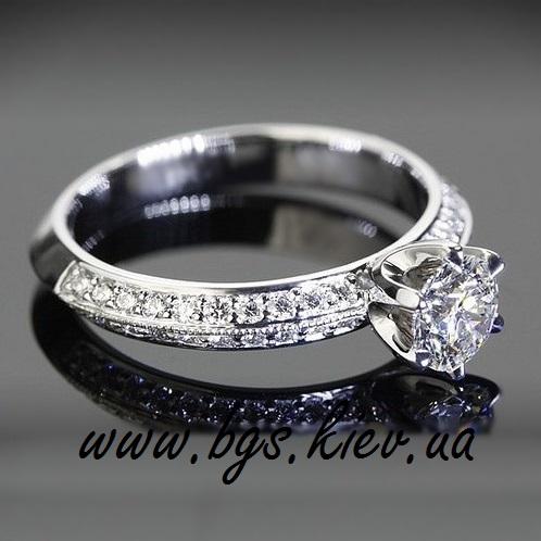 Золотое кольцо «Винтаж»